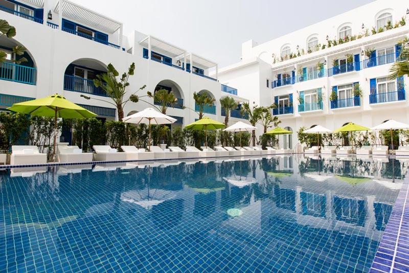 Khách sạn có hồ bơi đẹp Đà Nẵng