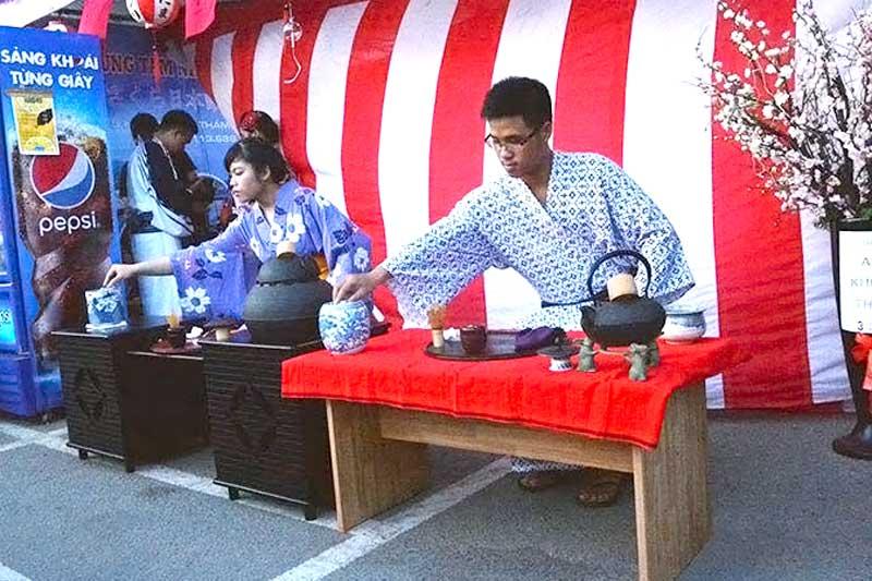 Lễ hội giao lưu văn hóa Việt Nhật tại Đà Nẵng