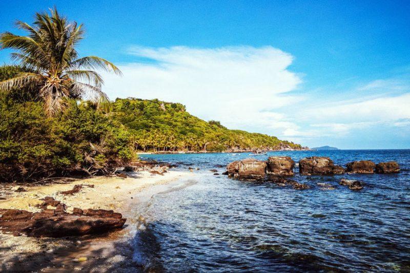 Du lịch Phú Quốc: Khám phá Mũi Gành Dầu Phú Quốc đẹp mê hoặc