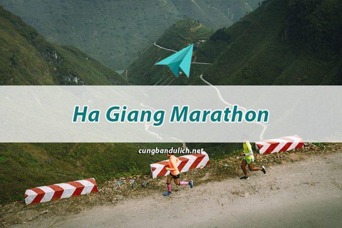 Cuộc thi Hà Giang Marathon 2019 tại Đồng Văn