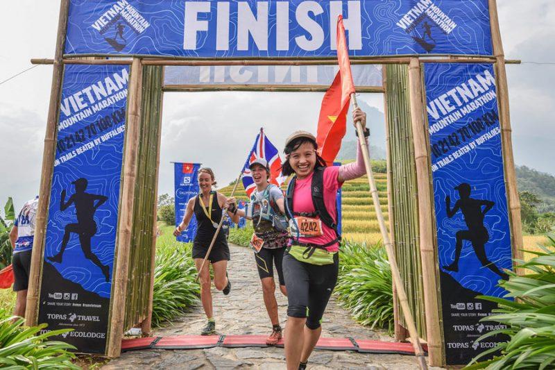 Sự kiện Marathon Sapa: Vietnam Mountain Marathon 2019