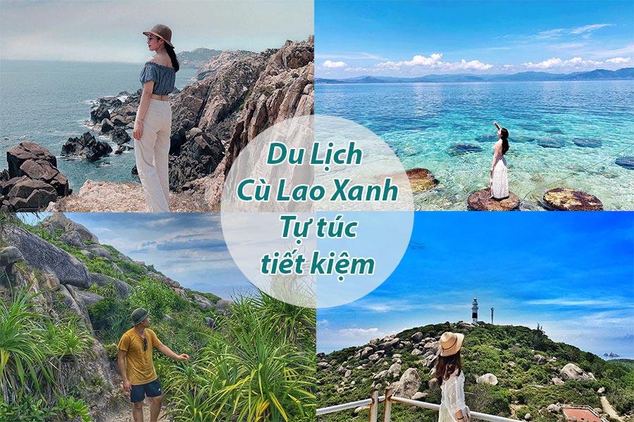 [Chia sẻ] Kinh nghiệm du lịch Cù Lao Xanh Quy Nhơn tự túc tiết kiệm