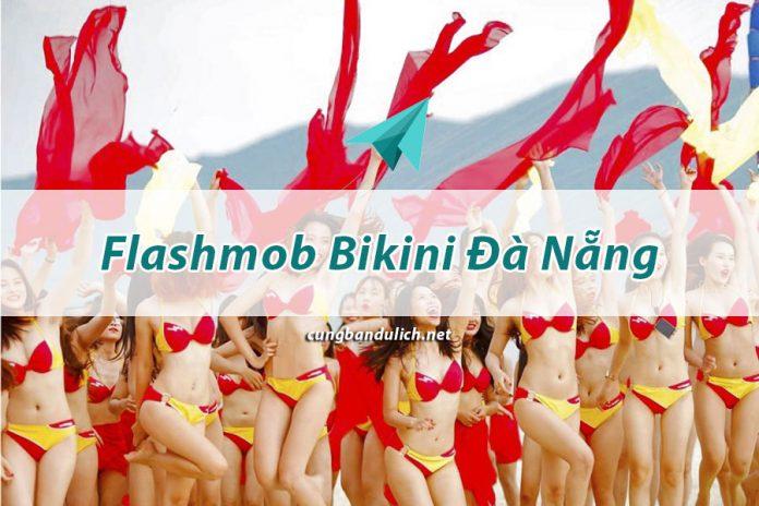 Sự kiện Đà Nẵng: Trình diễn Flashmob Bikini Đà Nẵng 2019