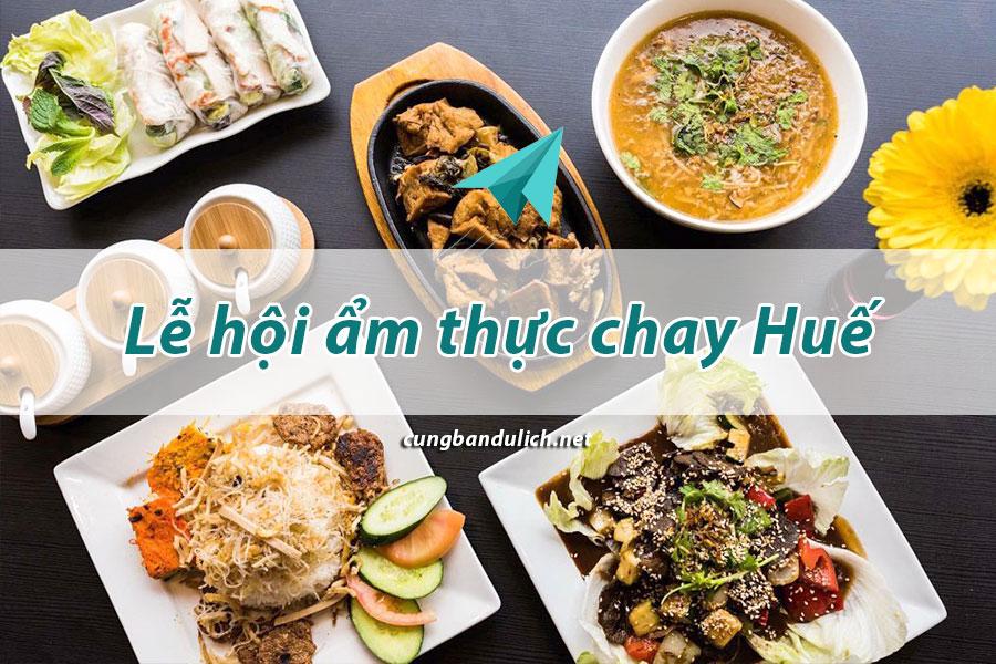Sự kiện Huế: Lễ hội ẩm thực chay Huế 2019