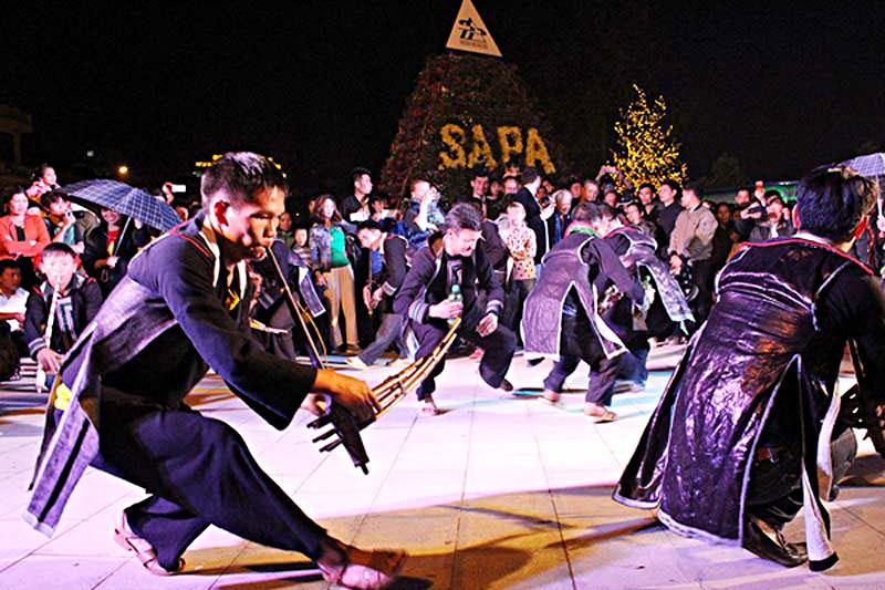 Sự kiện Sapa: Lễ hội đường phố Sapa