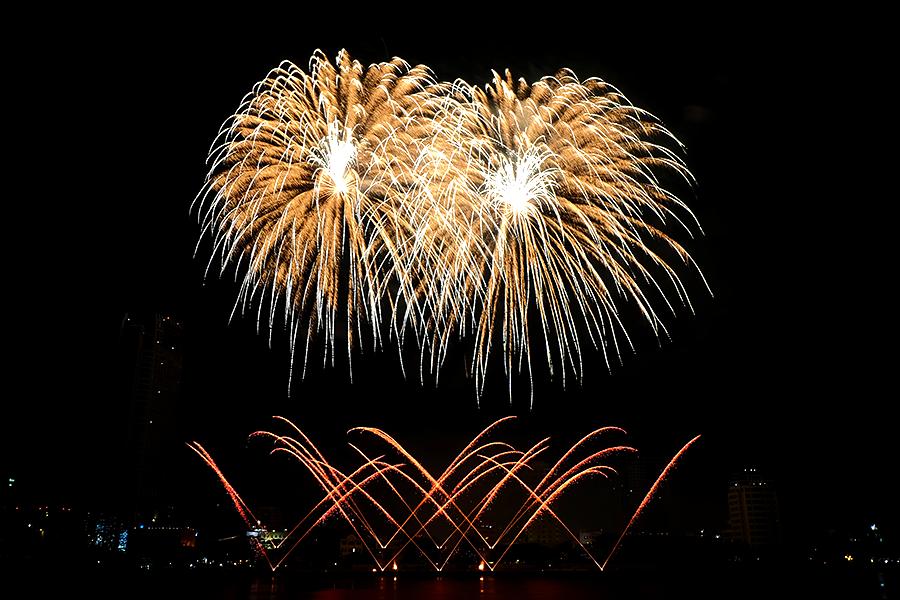 [Sự kiện] Hướng đến Lễ hội pháo hoa Đà Nẵng 2020 từ thành công của DIFF 2019