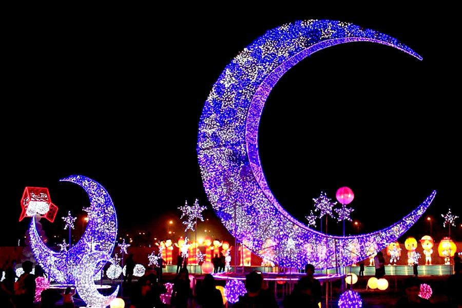 [Sự kiện] Lễ hội ánh sáng Cần Thơ 2019 lung linh sắc màu