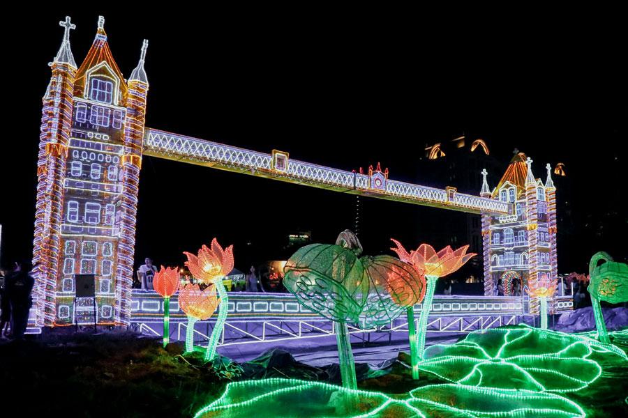 [Sự kiện] Lễ hội ánh sáng Sài Gòn 2019 cực kỳ ấn tượng