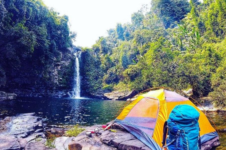 Chill Out]Giếng Trời Đà Nẵng, vẻ đẹp hoang sơ, ẩn mình giữa núi rừng
